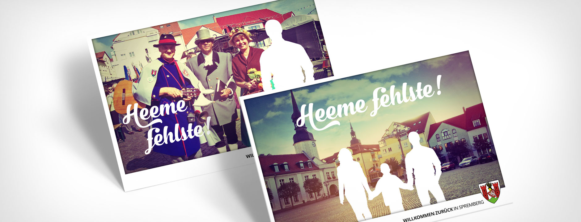 ASG - Heinkehrer Aktion - Postkarte