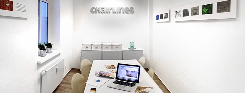 chairlines medienagentur