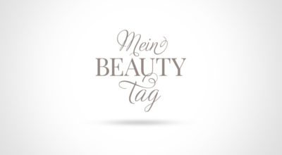 Mein Beauty Tag - Logogestaltung