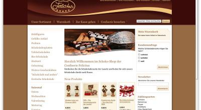 Confiserie Felicitas - Shop