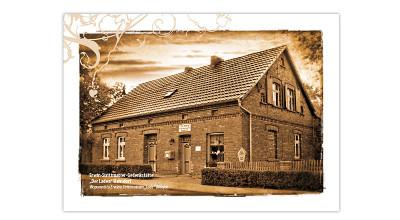 Artcards 10 - Der Laden (Bohsdorf)