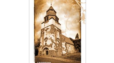 Artcards 2 - Kirche Hornow