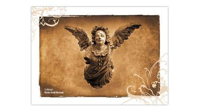 Artcards 7 - Taufengel Briesen