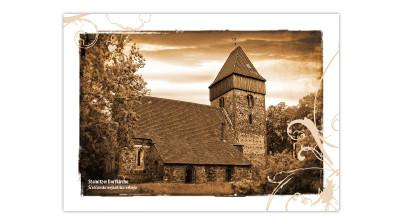 Artcards 8 - Dorfkirche Steinitz