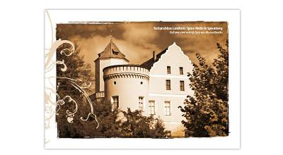 Artcards 9 - Schloss Spremberg