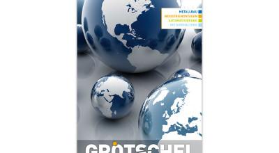 Grötschel - Imagebroschüre