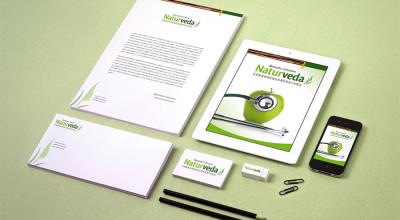 Naturveda - Corporate Design