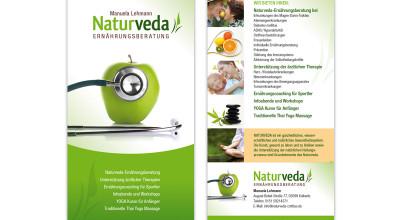 Naturveda - Imageflyer