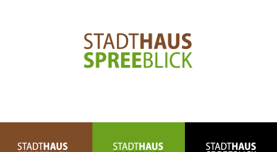 Stadthaus Spreeblick - Logo