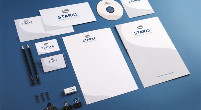 Starke Kommunikation - Corporate Design