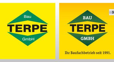 Terpe Bau GmbH - Logo Refresh