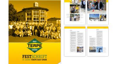 Terpe Bau GmbH - Festschrift