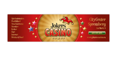 Jokers Casino - Banner