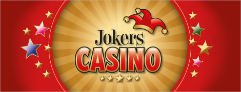 Jokers Casino - Design