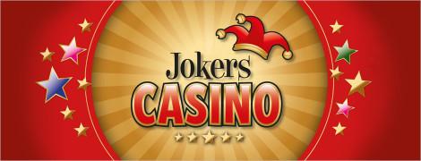 Jokers Casino - Design
