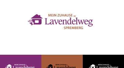 Lavendelweg Spremberg - Logo