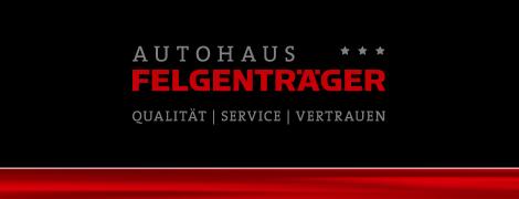 Autohaus Felgenträger - Design