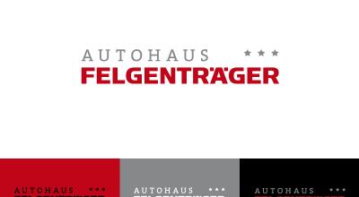 Autohaus Felgenträger - Logo