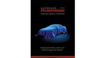 Autohaus Felgenträger - Imagemappe