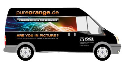 pureorange.de - Transporter Design