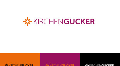 Kirchengucker - Logo