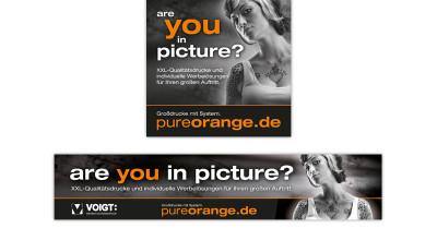 pureorange - Anzeigen