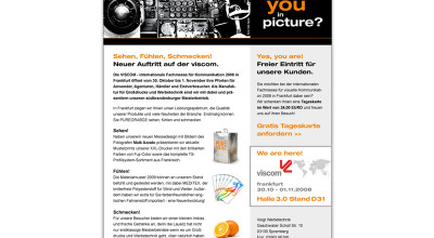 pureorange - Newsletter