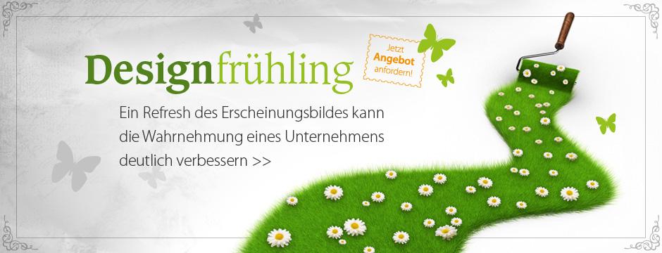 Design-Frühling mit chairlines