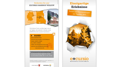 excursio - Flyer