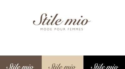 Stile mio - Logo
