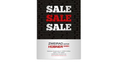 Zweirad Hübner - Anzeige