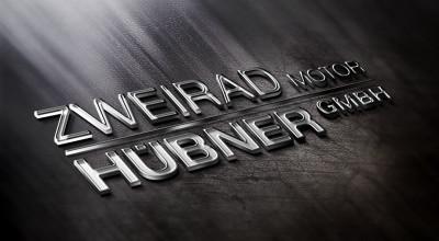 Zweirad Hübner - Logodesign 3D