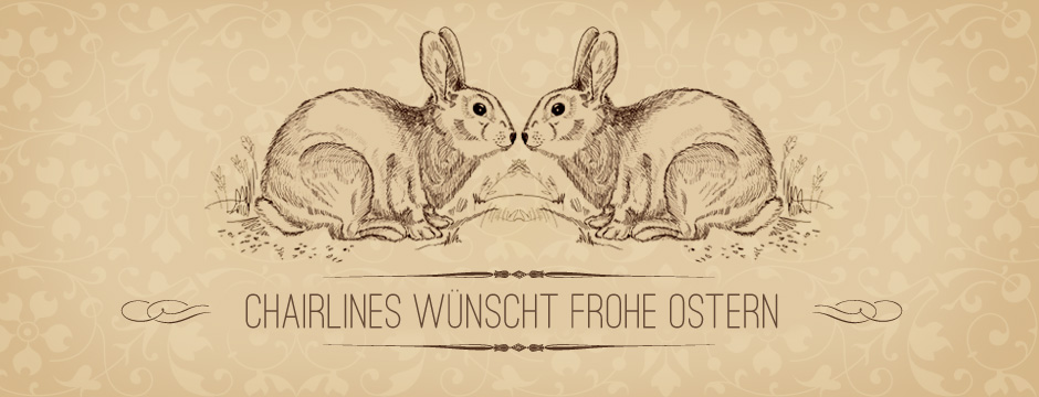 chairlines - Frohe Ostern