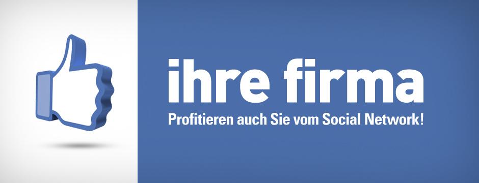 Ihre Firma auf Facebook