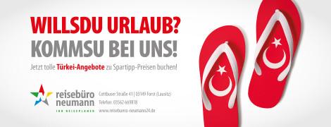 Reisebüro Neumann - Kampagne