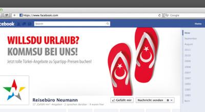 Reisebüro Neumann – Facebook