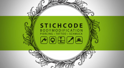 Stichcode - Logovariation