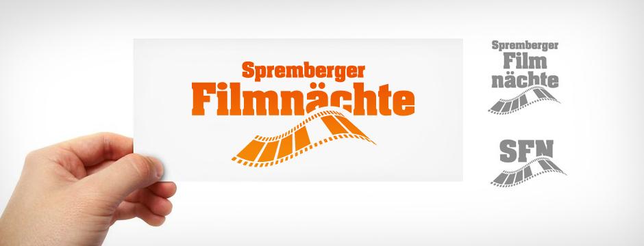 Spremberger Filmnächte - Logo