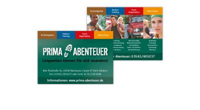 Prima Abenteuer - Imagecard