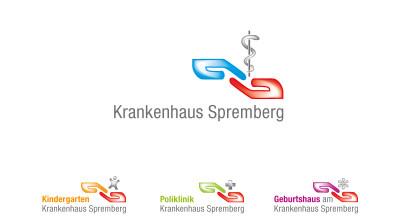 Krankenhaus Spremberg – Logosystem
