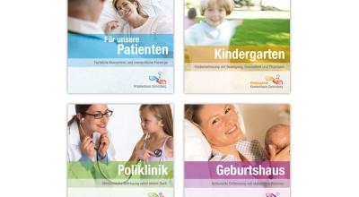 Krankenhaus Spremberg – Designentwurf