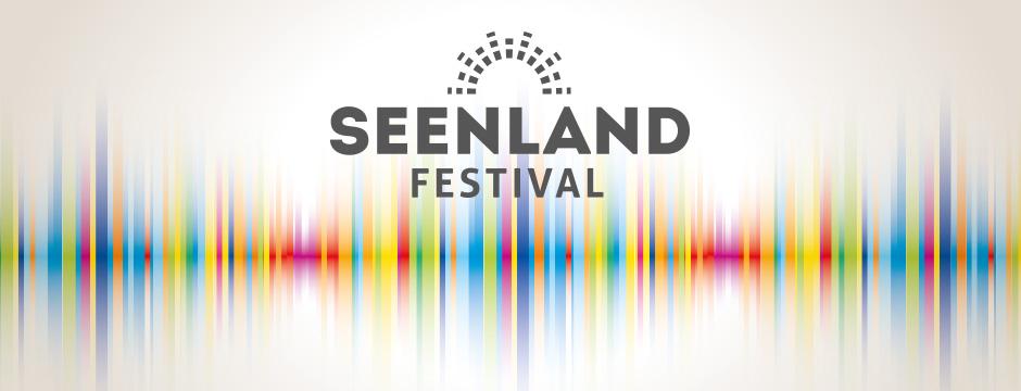 Seenlandfestival Design