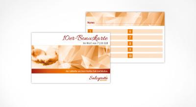 Salzgrotte Krauschwitz - Bonuskarte