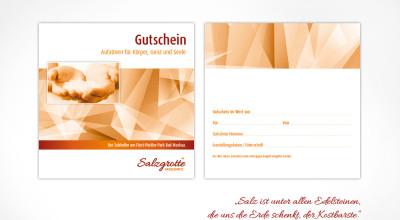 Salzgrotte Krauschwitz - Gutschein