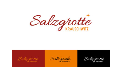 Salzgrotte Krauschwitz - Logo