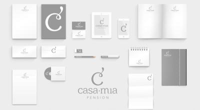 Casa mia - Branding