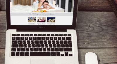 Casa mia - Webseite (Responsive Webdesign)