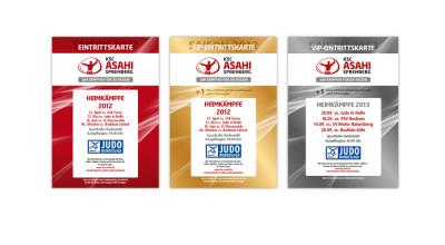 KSC Asahi - Eintrittskarten