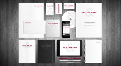 Paul & Partner - Branding