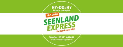 Seenlandexpress - Design
